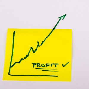 profit-post-it-note